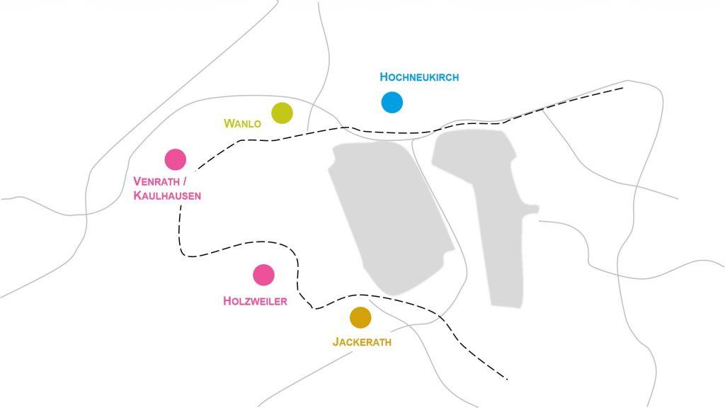 Aktionsnetzwerk Zukunftsdörfer Zweckverband Landfolge Garzweiler