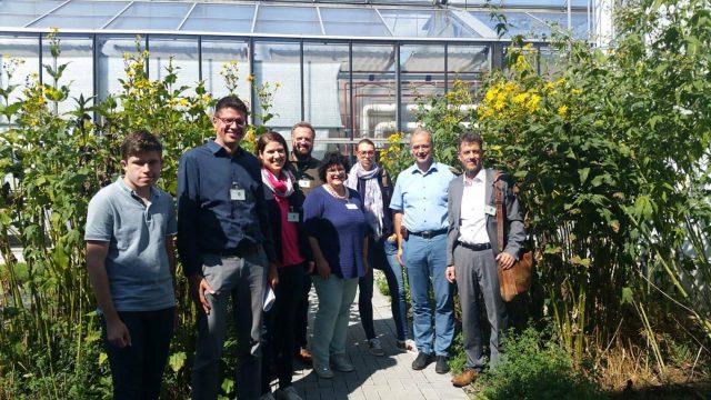 Exkursion zum Forschungszentrum Jülich