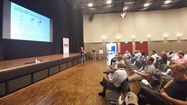 Internationale Planer präsentieren Ihre ersten Ideen der Öffentlichkeit für das Innovation Valley
