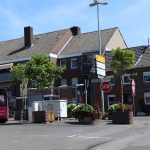 Zweckverband LANDFOLGE Garzweiler Marktplatz Wanlo Grünes Band