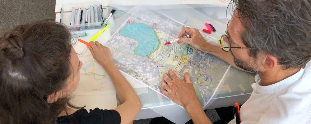 Werkstatt für das Leitbild des Innovation Valleys in vollem Gange