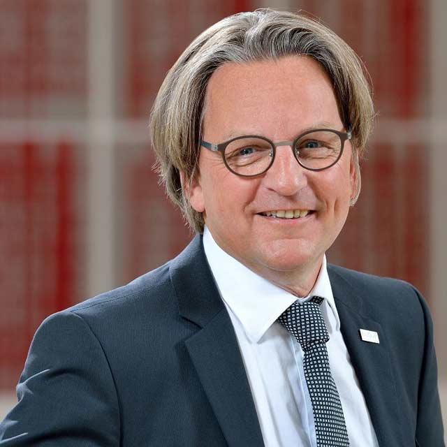 Dr. Gregor Bonin - Bürgermeister der Stadt Mönchengladbach