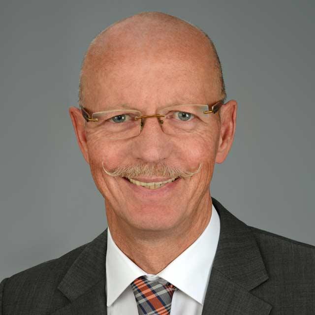 Harald Zillikens - Bürgermeister der Stadt Jüchen